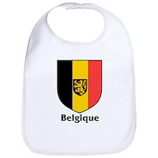 Belgique / Belgium Shield Bib