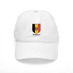 Belgique / Belgium Shield Baseball Cap