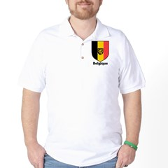 Belgique / Belgium Shield T-Shirt