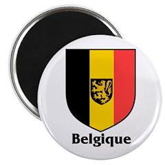 Belgique / Belgium Shield 2.25
