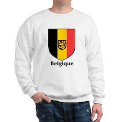 Belgique / Belgium Shield Sweatshirt