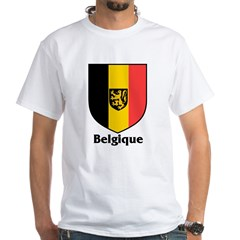 Belgique / Belgium Shield Shirt
