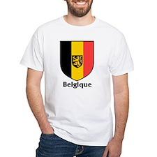 Belgique / Belgium Shield Shirt