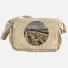 Panama Canal Adventure- Island Princ Messenger Bag