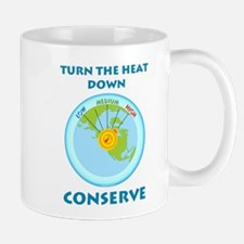 Earth's Heat Dial Mug