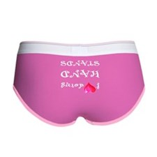 I heart doing hand stands Women's Boy Brief