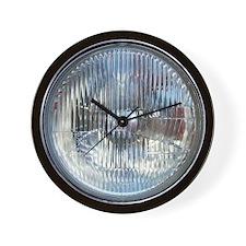 SoapBoxHeadlight Wall Clock