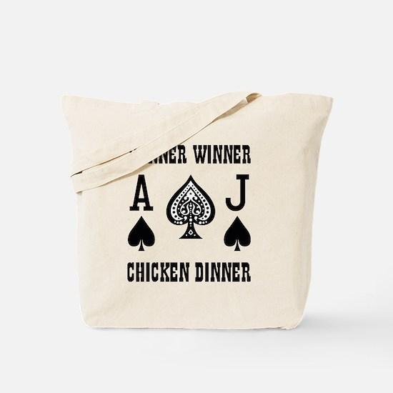 winner1A Tote Bag