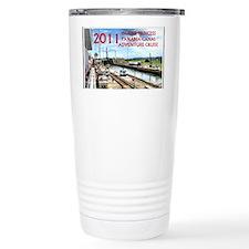 Panama Canal - rect. photo with Travel Mug