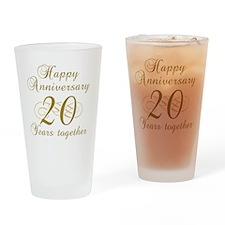 Ann2011_20 Drinking Glass