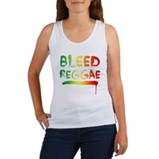 bleedreggae DARK Women's Tank Top