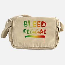 bleedreggae DARK Messenger Bag