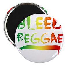 bleedreggae DARK Magnet