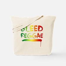 bleedreggae DARK Tote Bag