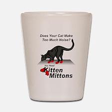 KittenMittons Shot Glass