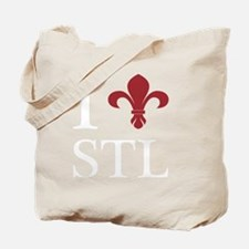 ifrenchstlWHITE Tote Bag