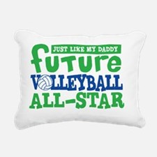 future all star2-01 Rectangular Canvas Pillow