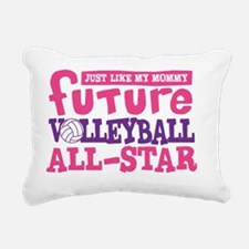 future all star-01 Rectangular Canvas Pillow