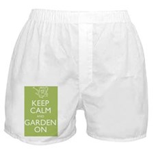 GardenOn_Green Boxer Shorts
