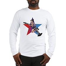gap_girl_star Long Sleeve T-Shirt