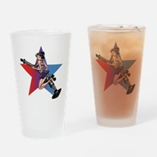 gap_girl_star Drinking Glass