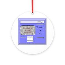 10x10 ATM02 Round Ornament