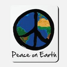 peace_on_earth Mousepad