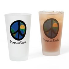 peace_on_earth Drinking Glass
