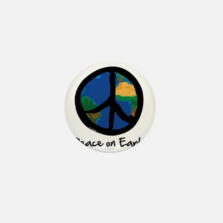 peace_on_earth Mini Button