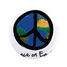 """peace_on_earth 3.5"""" Button"""