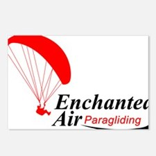 Enchanted Air Paragliding Postcards (Package of 8)