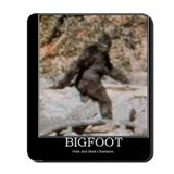 Bigfoot Classic Mousepad