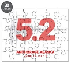 Alaska Earthquake 6 Puzzle