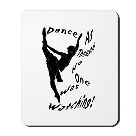 """Dance"" Mousepad"