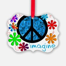 Imagine BLUE 2011 Ornament