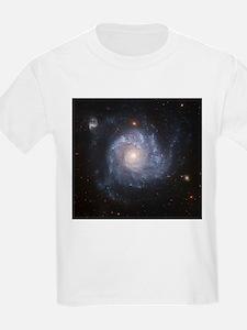 NGC 1309 Spiral Galaxy Kids T-Shirt
