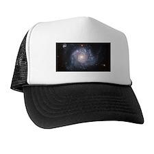 NGC 1309 Spiral Galaxy Trucker Hat
