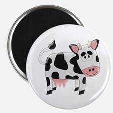 Black And White Cow Magnets