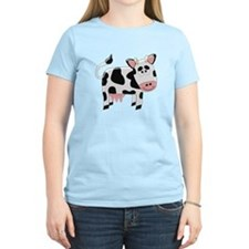 Black And White Cow T-Shirt