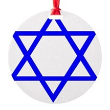 Star of David II Ornament