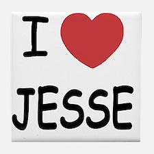 JESSE Tile Coaster