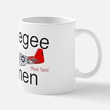 Mustang_RedTail_Cap_III Mug