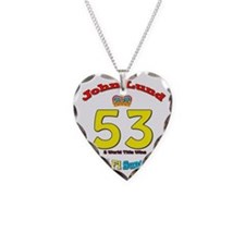 53JohnLund Necklace Heart Charm