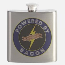 powered by bacon lightning 9 Flask