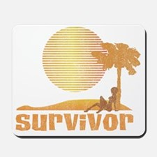 Survivor_Sunset_1 Mousepad