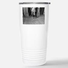 Sixth Street 007 Poster Travel Mug