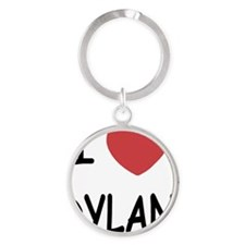 DYLAN Round Keychain