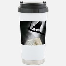POE Stainless Steel Travel Mug