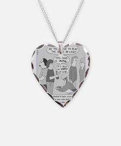 Party Grouse Necklace