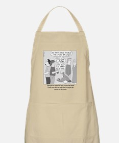 Party Grouse Apron